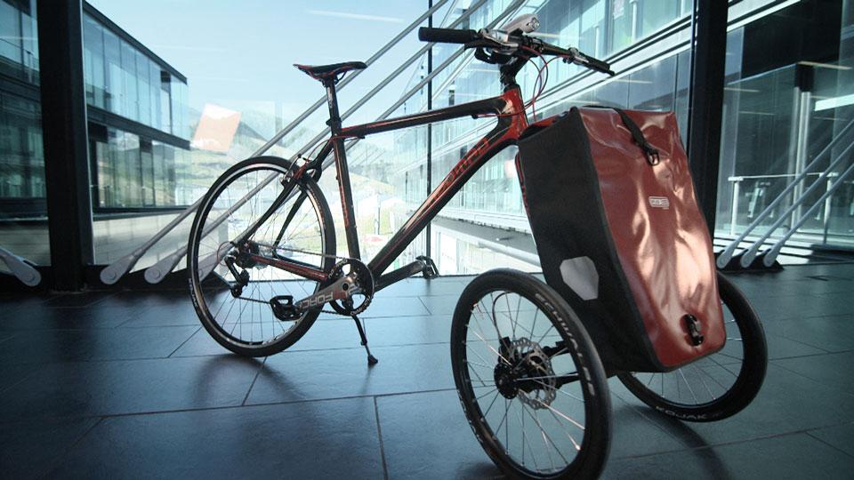 Noomad Cargo Bike Kit