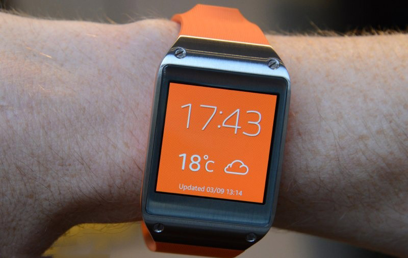 Samsung's Galaxy Gear