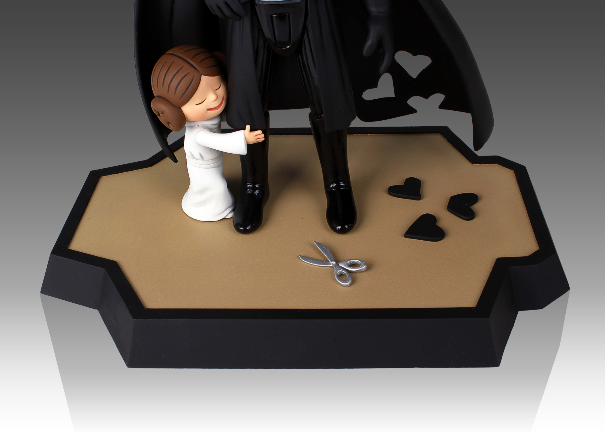 Vader's Little Princess Maquette